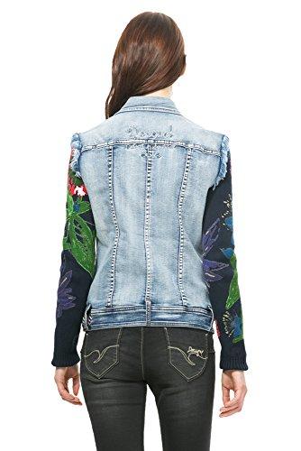 Desigual Jeansjacke Jacke Modell CHAQ ANDREA 67E29M4 5053