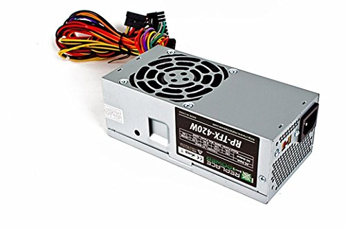 400W Power Supply Upgrade for Dell Slimline Optiplex 390 790 990 7GC81 6MVJH by Replace Power® (Image #1)
