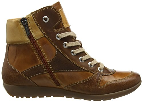Pikolinos Women's Lisboa W67_i17 Hi-Top Trainers Brown (Brandy Brandy) sale for cheap cheap sale enjoy Inexpensive for sale wiki for sale sneakernews online Xrjen93v7q