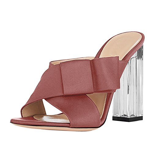 Ruby Red Slippers High Heel - 8