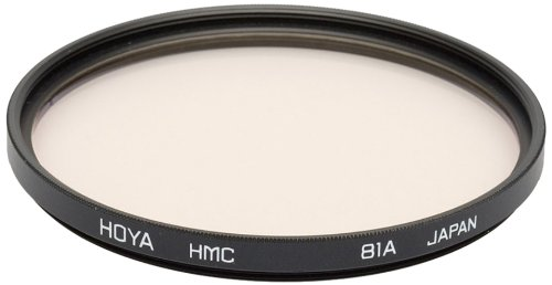 Hoya 52mm 81A Warming Multi Coated Glass Filter