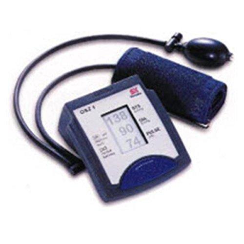 WP000-7052-33 7052-33 7052-33 Monitor BP OSZ-4 Std Adult LF Nylon Cuff Manual Digit Wht/ Blu Ea From Welch-Allyn