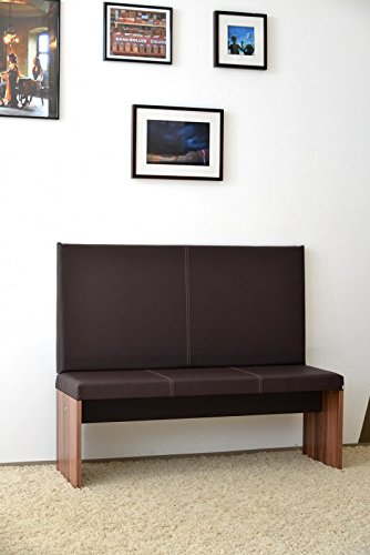 Animal-design M Big Wand-Kissen Keil-Form Keilwandkissen Kunstleder mit Montage-Set 115 115 115 x 55 cm - braun B071PD6KVS Sitzauflagen ba4d68