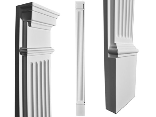 Decorative Interior Column   FC 6242 Flat Column