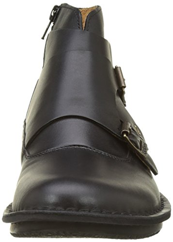 Kickers Bottines Waboot Classiques Noir Noir Femme wOBrw