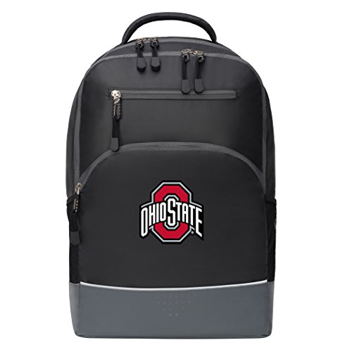 - The Northwest Company Officially Licensed NCAA Ohio State Buckeyes Alliance Backpack, Black