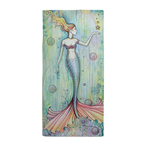 CafePress Bubbles Mermaid Fantasy Harrison
