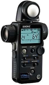 Discontinued Sekonic L-758Cine DigitalMaster Lightmeter, Replaced With Sekonic L-758C-U