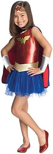 Rubie's Justice League Child's Wonder Woman Tutu Dress