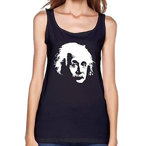 Charles Nylon Vest - Women's Albert Einstein Photo Tank Tops