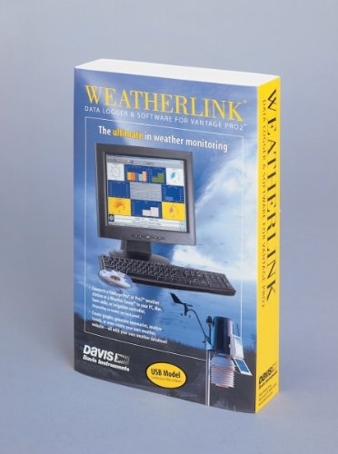 Davis WeatherLink 6510 Software Data Logger WINDOWS SERIAL Port