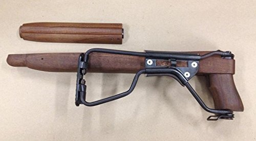 Reproduction US M1 Carbine Folding Paratrooper stock
