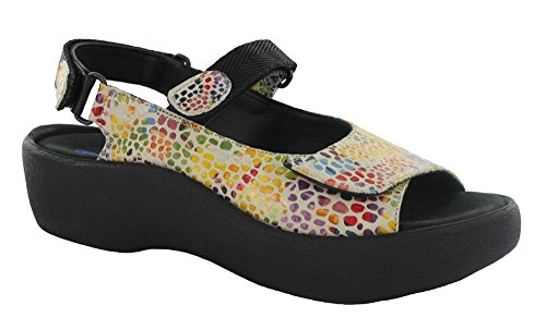 (WOLKY Womens Sandals 3204 Jewel Neutral,)