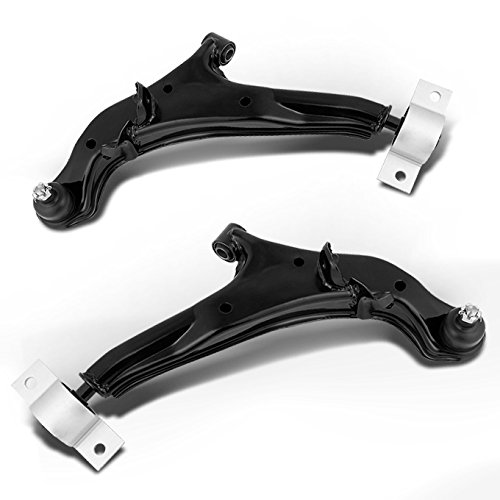 For I30 I35 Maxima Front Suspension Driver and Passenger Side Lower Control Arm Kit