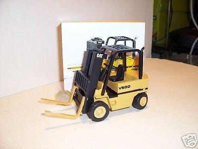 Buy 1/25 NZG Caterpillar Cat V50D Forklift NIP (510  ŠÌ UR1 /ITEM