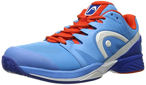 HEAD Men Nitro Pro Blfl Tennis Shoes Blue/Flame