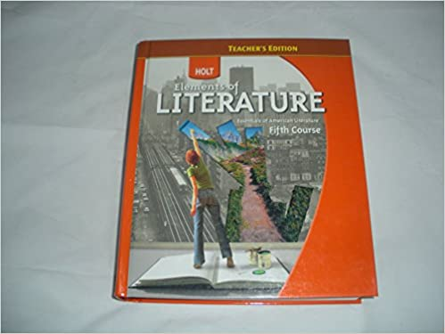 Amazon elements of literature fifth course teacher edition elements of literature fifth course teacher edition holt elements of literature 1st edition fandeluxe Image collections