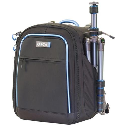 Orca OR-20 Video Camera Backpack by ORCA Coolers