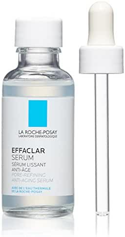 La Roche-Posay Effaclar Pore-Refining Anti-Aging Facial Serum, 1 Fl. Oz.