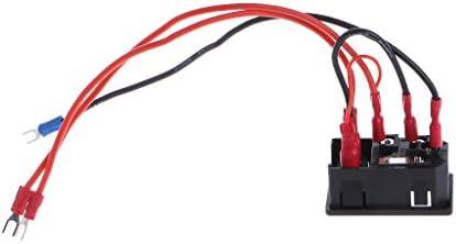 jenor 220 V/110 V 15 A einlass Conector Enchufe con interruptor de ...