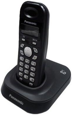 Panasonic KX-TG1311 - Teléfono (Teléfono DECT, 50 entradas, Identificador de Llamadas, Gris): Amazon.es: Electrónica