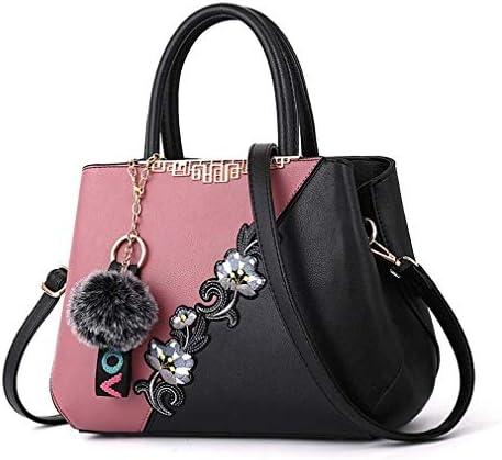 新しい女性のバッグ、レディースバッグ、レトロなハンドバッグ、シンプルなビリヤード肩斜めの雰囲気、色がポジティブです 美しいファッション
