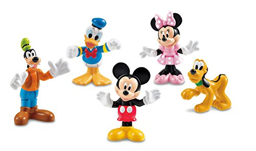 Fisher-Price Disney Mickey Mouse Clubhouse, Clubhouse Pals (Best Mickey Mouse Toys)