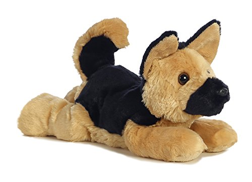 (Aurora World Flopsie Dog/Bismarck Plush)