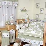 Kids Line Savannah 6 Piece Baby Crib Bedding Set by KidsLine