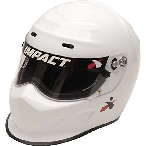 Impact Racing 13015512 Champ Helmet SA2015 Certified ()