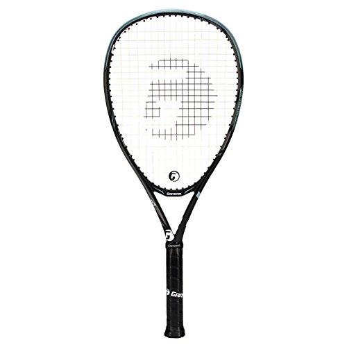 Gamma Sports RZR Bubba 117 Tennis Racquet, Grip Size: 4-3/8