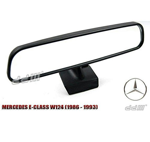 85-91 92 93 95 Mercedes Benz W124 190E 260E 300E 320E REAR VIEW MIRROR interior ()