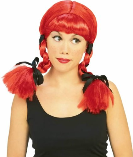 Rubie's Costume Country Girl Wig