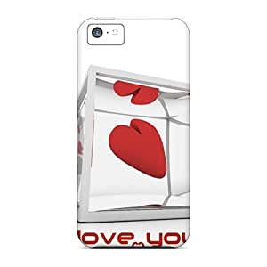 Favorcase Fashion Protective Iloveu Cases Covers For Iphone 5c