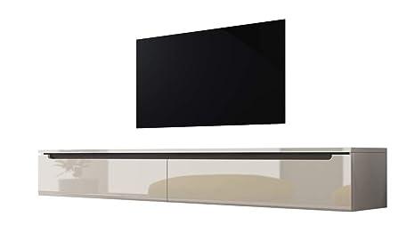 TV-Bänke & Lowboards Fernsehschrank/Tv-Lowboard In Weiß ...