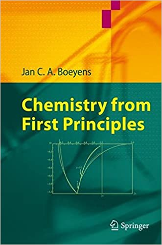 Gratis download e-bøger til computer Chemistry from First Principles in Danish PDF 1402085451