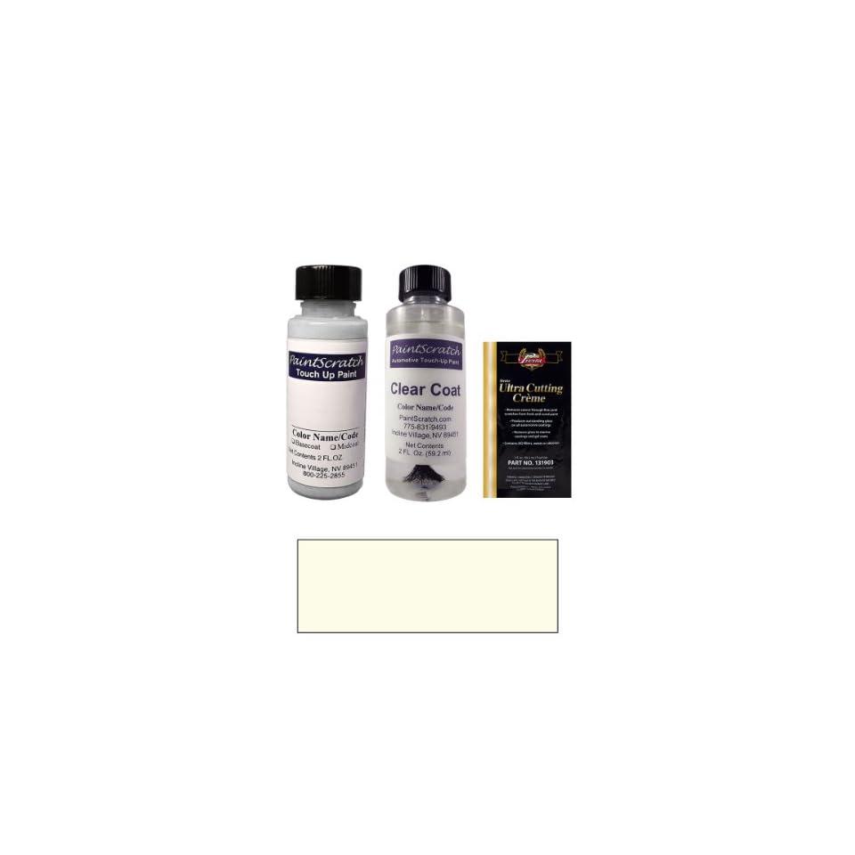 2 Oz. Alabaster White Paint Bottle Kit for 2002 Mercedes Benz CLK Cabrio Class (960/9960)