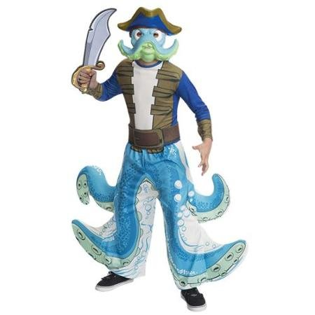 Rubies Skylanders Swap Force Wash Buckler Costume, Child Medium