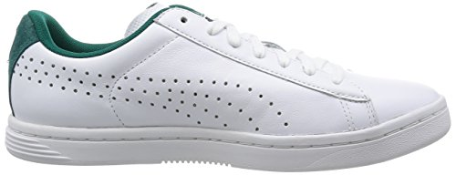 PumaCourt Star Craft S6 - Zapatillas Adultos Unisex, Blanco - White (White Storm), 40.5
