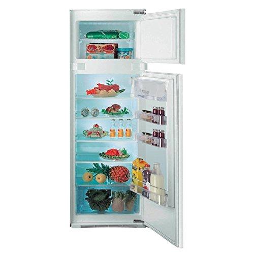 Hotpoint Ariston–Réfrigérateur à double porte à encastrer T 16A1d s/a avec ouverture porte à gauche de 54cm