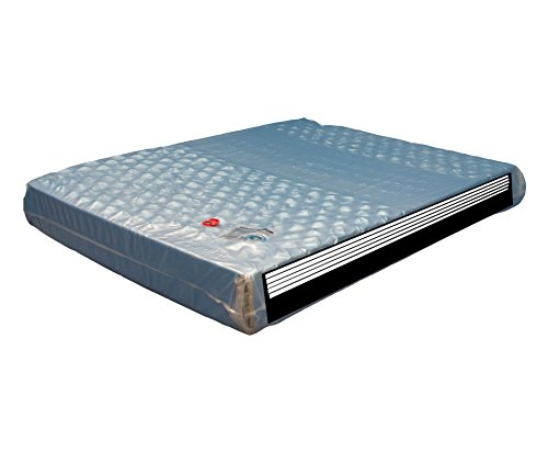 Strobel Organic Double Wall Leak Proof Patented Hydro-Support 505 Waterbed Mattress 5 Layer Waveless Queen
