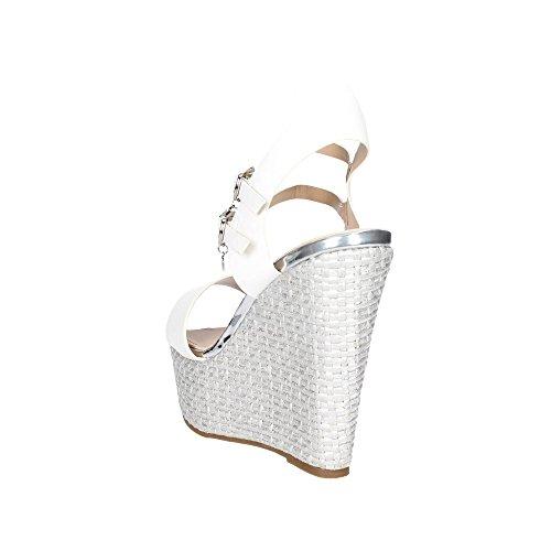 Sandal White Women Braccialini 8670 61 wTqE4pBO4X