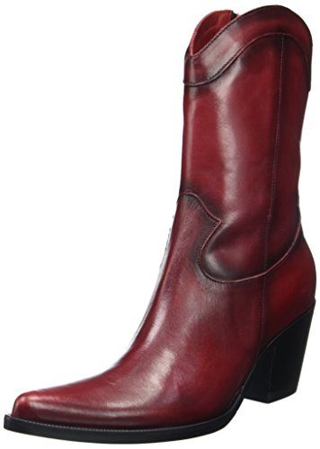 Donna Piu 5832 Enea - Botas Mujer Rojo - Rouge (Air Rosso)