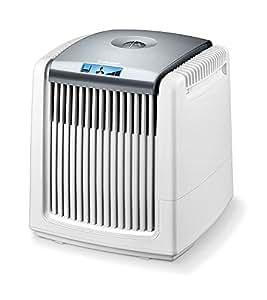 Beurer LW-110 - Purificador de aire y humidificador, color blanco