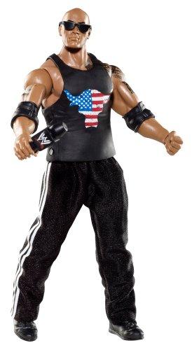 WWE Elite Collectors The Rock Figure Series 14 by Mattel