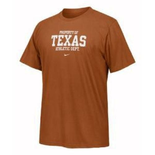 Texas Longhorns Training Locker Room Tee - Men - (Texas A&m Locker Room)