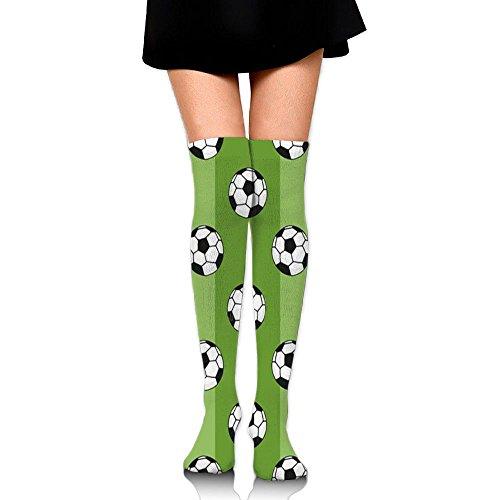 明らかにする関連する液化するガールズ ニーハイソックス サッカー 見目良い 靴下 60CM オーバーニーソックス 着圧 ストッキング