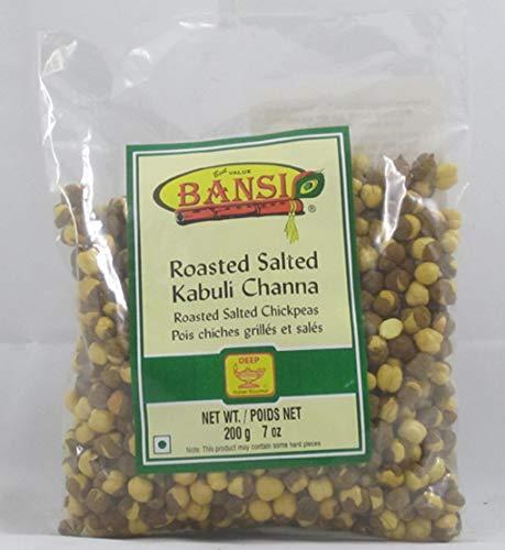 Roasted Salted Kabuli Chana 7oz