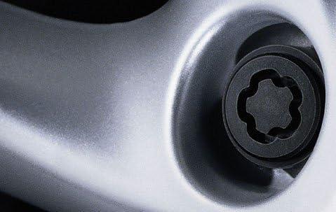 Orig Bmw Radsicherungsschrauben Felgenschlösser Für 7er E65 E66 X3 E83 E83 Lci Mit M14 X 1 5 Auto
