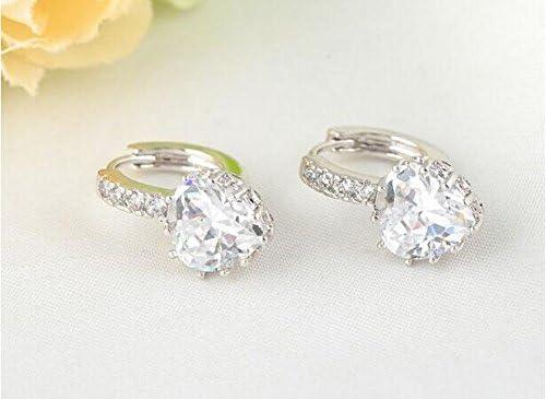 Orecchini di strass con in argento 925 da Donna encantadoras Style.6